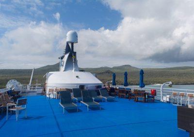 """National Geographic Endeavour II"" en las Galapagos - Isla Floreana-2"